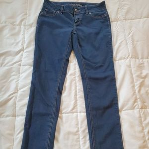Maurices Denim Skinny Jegging Size 5
